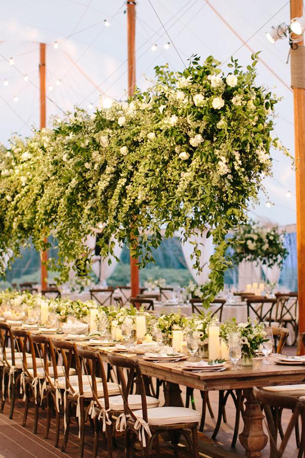 Figure Eight Tented Wedding